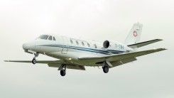 Cessna 560XL Citation Excel T-784 Swiss air force