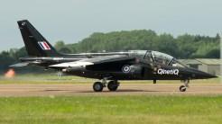 Dassault-Dornier Alpha Jet A ZJ647 RAF