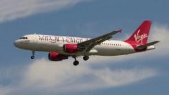 Airbus A320-214 Virgin-Aer Lingus EI-EZV
