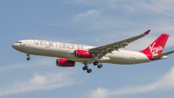 Airbus A330-343 Virgin Atlantic G-VWAG