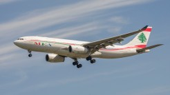 Airbus A330-243 Middle East Airlines - MEA OD-MEA
