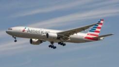 Boeing 777-223ER American Airlines N777AN