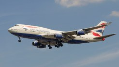 Boeing 747-436 British Airways G-CIVV