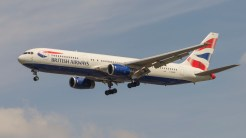 Boeing 767-336ER British Airways G-BNWN