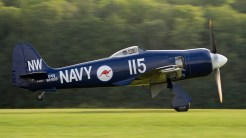 _IGP8599 Hawker Sea Fury FB11 F-AZXJ