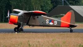 IMGP0362 De Havilland Canada U-6A Beaver DHC-2 S-9 PH-DHC Historische Vlucht