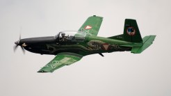 IMGP0942 Pilatus PC-7 3H-FG Austrian AF