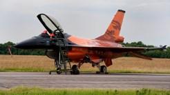 IMGP1755 General Dynamics Fokker F-16AM Fighting Falcon J-015 Netherlands AF Demo Pilot Stitch