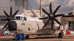 Grumman C-2A Greyhound G-123 162145 US Navy