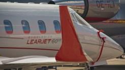 IMGP2520 Learjet 60XR N60XR