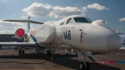 IMGP2544 Gulfstream Aerospace G-V-SP Gulfstream G550 Eitam 537
