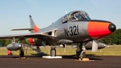 IMGP2638 Hawker Hunter T8C N-321 G-BWGL Dutch Hunter Foundation
