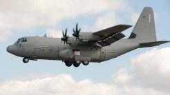 Lockheed Martin C-130J Hercules L-382 MM62185 46-50 Italian AF