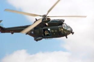 Aerospatiale Westland SA-330E Puma HC2 ZJ955 RAF
