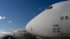 C-5 C-17 C-130 us air force