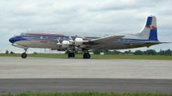DC-6B RedBull N996DM