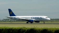 IMGP4407 Airbus A320 Cyprus Airways 5B-DBB