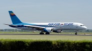 IMGP4500 B757-258 Sun D'Or International Airlines 4X-EBM