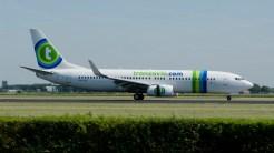 IMGP4587 Boeing 737-8K2 Transavia PH-HSA