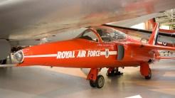 IMGP4947 Hawker Siddeley Gnat T1 XR977 cn FL574 RAF Red Arrows