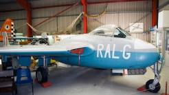 IMGP4978-De Havilland Vampire F1 RAL-G VF 301 DH-100