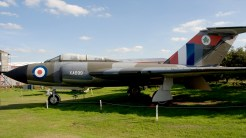 IMGP5004-Gloster Javelin FAW5 XA699 RAF