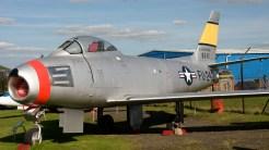 IMGP5013-North American F-86A Sabre FU-242 USAF