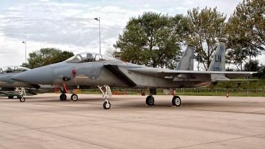 McDonnell Douglas F-15C Eagle 860175 USAF