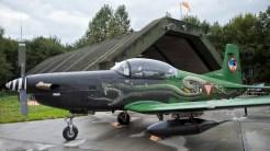 IMGP5235 Pilatus PC-7 3HFG Austrian AF