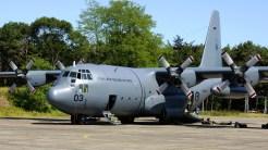 IMGP5758 Lockheed C-130H Hercules L-382 NZ7003 New Zealand Air Force