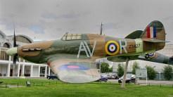 IMGP6084 Hawker Hurricane Mk II Z3427