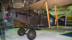 Bristol F-2B Fighter RAF E2466