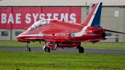 British Aerospace Hawk T1A RAF Red Arrows