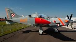 IMGP7734 PZL-Okecie PZL-130TC-2 Turbo Orlik 047 Polish AF