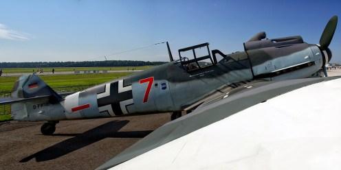 IMGP7761-7762-7763 Messerschmitt Bf-109G-4 D-FWME EADS