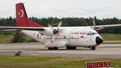 Transall C-160D 69-033 Turkish AF Turkish Stars