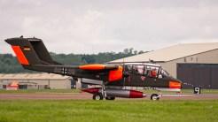 IMGP8225 North American Rockwell OV-10B Bronco 99+32 German AF colors