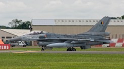 IMGP8366 General Dynamics (SABCA) F-16AM Fighting Falcon 401 FA-86 Belgian AF