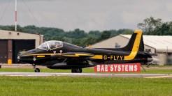 IMGP8420 BAC 167 Strikemaster Mk80 G-FLYY