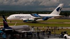 IMGP8566 Airbus A380-841 Malaysia Airlines F-WWAJ - 9M-MNB