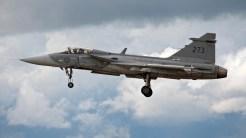 IMGP8775 Saab JAS-39C Gripen 39273 273 Swedish AF