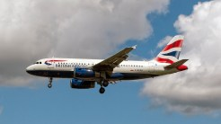 Airbus A319-131 G-EUOB British Airways