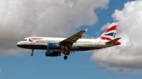 Airbus A319-131 G-EUOB British Airways