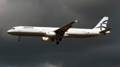 Airbus A321-231 SX-DGA Aegean Airlines