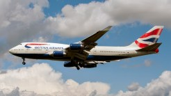 Boeing 747-436 G-CIVH British Airways