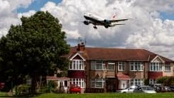 Boeing 777-236ER G-YMMG British Airways Landing Heathrow