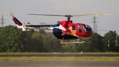BO 105C RedBull D-HTDM