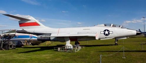 McDonnell F-101F Voodoo 56-0312 USAF