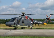 Westland SH-14D Lynx Dutch Navy