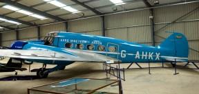 Panorama AVRO 19 Series 2 - G-AHKX
